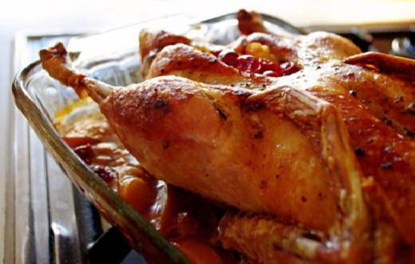 утка в духовке с картошкой рецепт фото