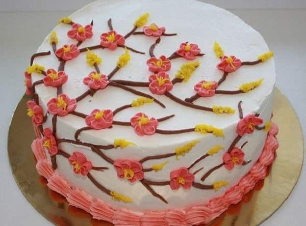 Как сделать торт на юбилей дома