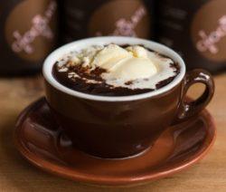 Как сделать горячий шоколад - рецепт