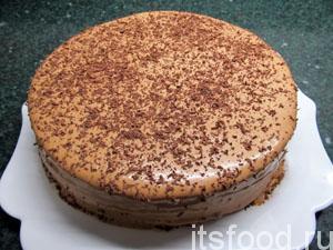 торт из купленных коржей пошаговый рецепт с фото