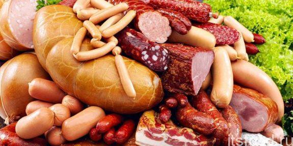 Колбасы и их классификация
