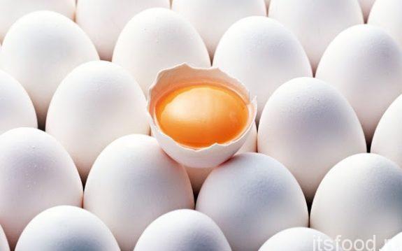 Несколько фактов про яйца