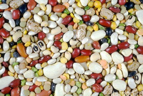Что такое фасоль?