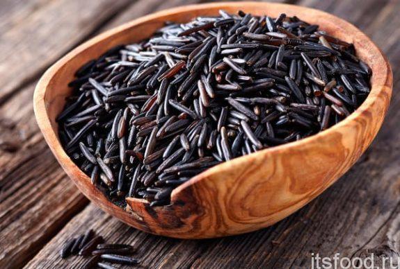 Что такое дикий рис?