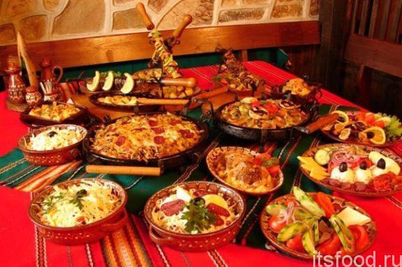Болгарская кухня, ее особенности