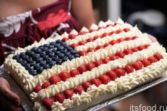 История американской кухни.