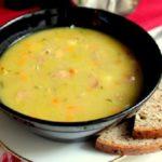 Суп гороховый с говядиной - классический рецепт с фото
