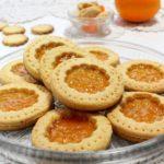 Апельсиновое печенье - рецепт с фото