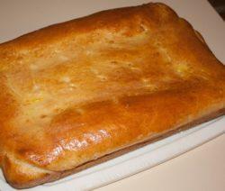 Капустный пирог в духовке: рецепт
