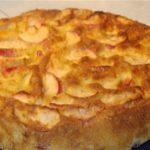 Постный пирог с яблоками - пошаговый рецепт с фото