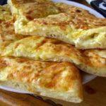 Сырные лепешки на скорую руку на сковороде