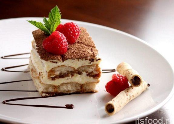 рецепт печенья савоярди для тирамису с фото