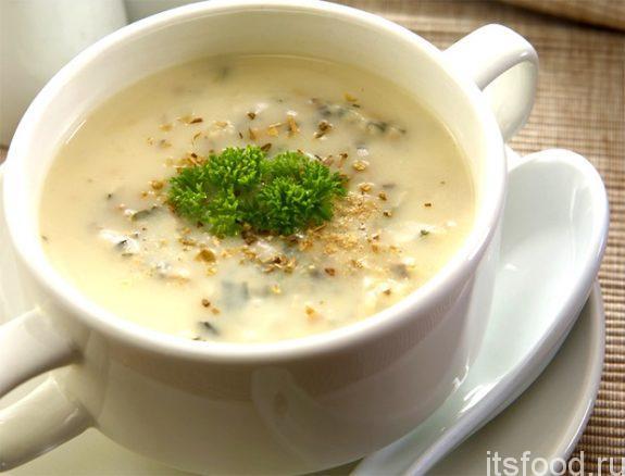 Как приготовить грибной суп-пюре: рецепт