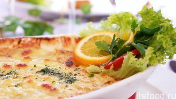 Мясо с овощами в духовке - рецепт с фото