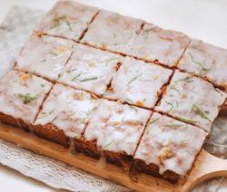 Морковный пирог - простой рецепт