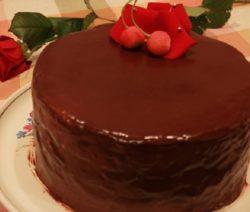 Шоколадный торт в мультиварке - рецепт