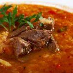 Суп харчо из баранины в домашних условиях - рецепт с фото