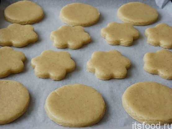 Классическое песочное печенье - рецепт
