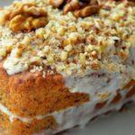 Морковный кекс - рецепт с фото
