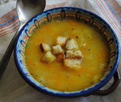 Суп гороховый с копченостями - пошаговый рецепт с фото