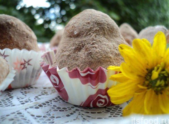 Печенье «Трюфель» - рецепт с фото