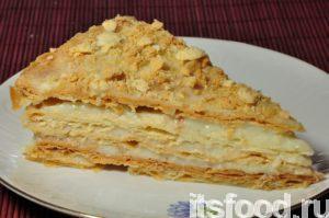 Рецепт песочного теста для торта со сгущенкой