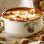 Вкусный тыквенный суп-пюре с баклажанами - рецепт с фото