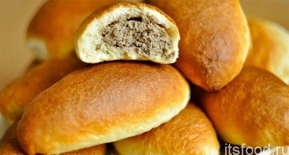 Пирожки с ливером в духовке - пошаговый рецепт с фото