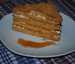 Торт-медовик: классический рецепт с фото пошагово