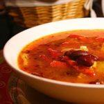 italyanskij gustoj fasolevyj sup