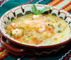 Рыбный суп из свежей рыбы - рецепт с фото