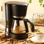 Принцип работы капельной кофеварки
