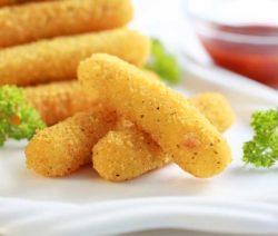 Рисовые сырные палочки