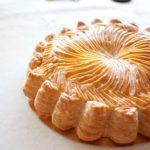 """Пирог из слоеного теста """"Питивьер"""" - рецепт с фото, готовим дома"""
