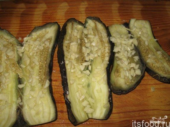 Быстрые квашенные баклажаны - рецепт