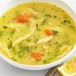 Суп с рисом и курицей - пошаговый рецепт