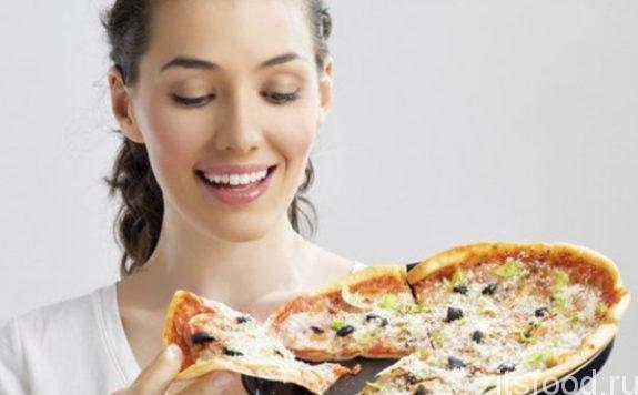 Еще не много про пиццу и бывает ли она диетической