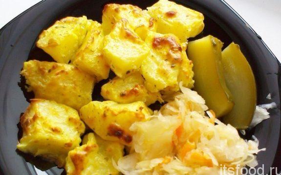 Картофель печеный «Румяный»