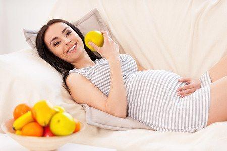 Фрукты полезные при беременности