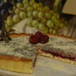 Французский малиновый пирог - рецепт с фото