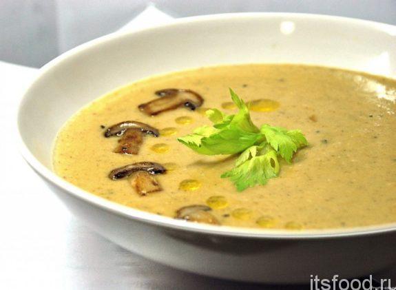 Картофельный суп-пюре: рецепт с фото