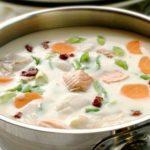 norvezhskij rybnyj sup