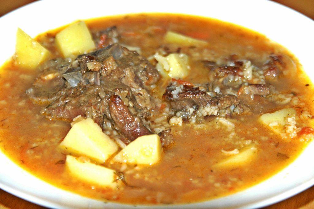 Супы восточной кухни рецепты с фото