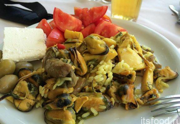 Салат со шпинатом: пошаговый рецепт