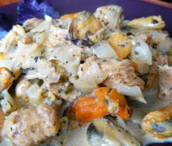 Салат из курицы с ананасами  - пошаговый рецепт с фото