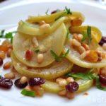 Тушеные кабачки - рецепт с фото