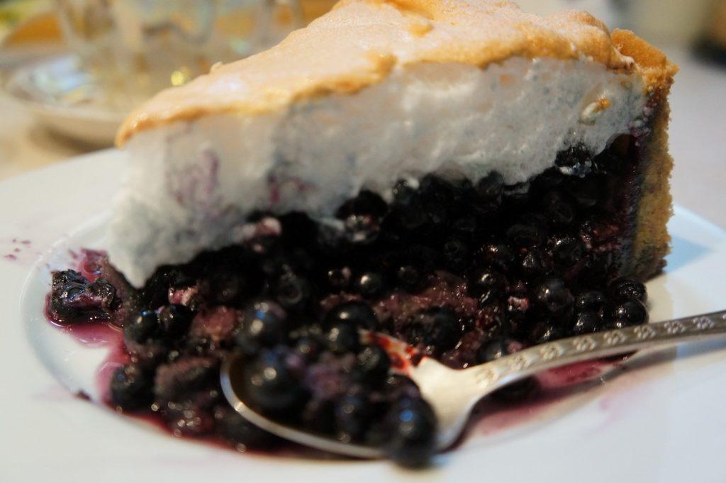 Рецепт черникой пошаговое фото
