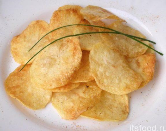 Как приготовить чипсы в домашних условиях