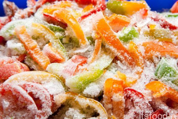Замороженные фрукты полезнее свежих?