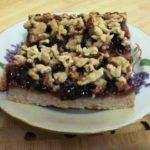 «Рваный» тертый пирог с вареньем на скорую руку - пошаговый рецепт с фото